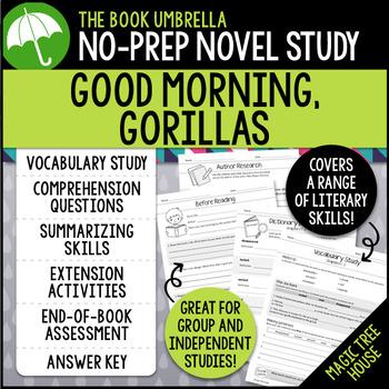 Good Morning Gorillas - Magic Tree House