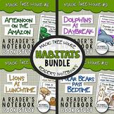 "Jack and Annie, MTH ""HABITATS"" Bundle {4 Book Studies}"