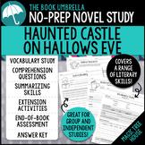 Haunted Castle on Hallows Eve - Magic Tree House