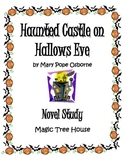 Magic Tree House: Haunted Castle on Hallows Eve Questions and Activities