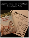 Magic Tree House: Hour of the Olympics Comprehension Packe
