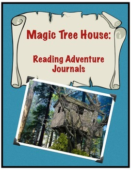 Magic Tree House: Daily Reading Response Journals (Use With Any Book in Series)