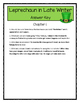 Magic Tree House LEPRECHAUN IN LATE WINTER Comprehension & Citing Evidence
