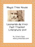 Magic Tree House Leonardo da Vinci Fact Tracker