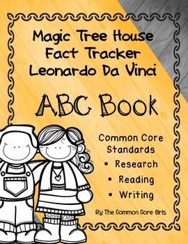 Magic Tree House Leonardo da Vinci's ABC Notebook: Common