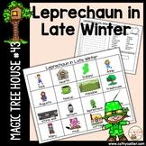Magic Tree House - Leprechaun in Late Winter - #43
