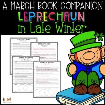Leprechaun in Late Winter-Magic Tree House #43