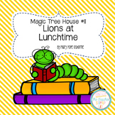 Magic Tree House - Lions at Lunchtime literature unit