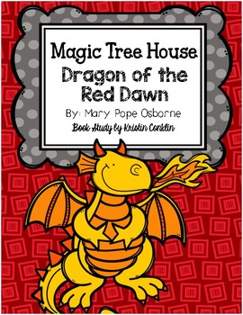 Magic Tree House MERLIN MISSION #9 Dragon of the Red Dawn