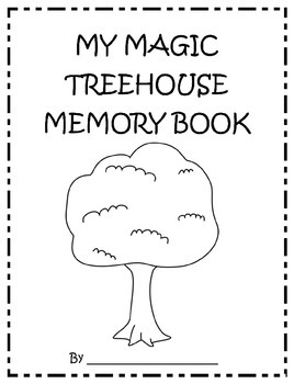 Magic Tree House Memory Book