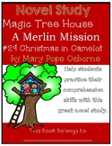 Magic Tree House Merlin Mission #1: Christmas in Camelot -