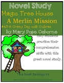 Magic Tree House Merlin Mission #18: Dogs in the Dead of Night - Novel Study
