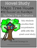 Magic Tree House Merlin Mission #24: Soccer on Sunday - No