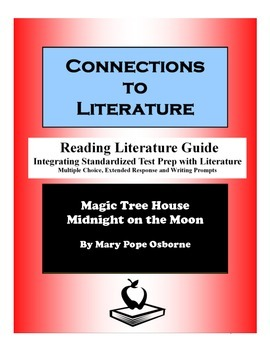 Magic Tree House Midnight on the Moon-Reading Literature Guide