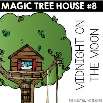 Magic Tree House: Midnight on the Moon