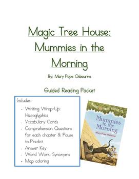 Magic Tree House: Mummies in the Morning