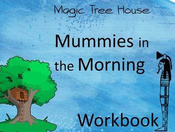 Magic Tree House Mummies in the Morning