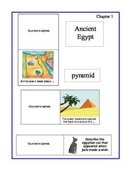 Magic Tree House - Mummies in the Morning Lapbook