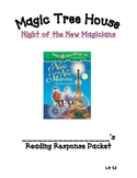 Magic Tree House: Night of the New Magicians (Question Packet)
