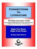 Magic Tree House Night of the Ninjas-Reading Literature Guide