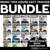Magic Tree House Nonfiction Companion Bundle