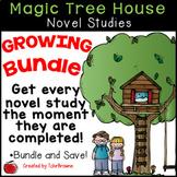 Magic Tree House Novel Study - Growing Bundle