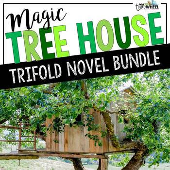 Magic Tree House Novel Study {Growing Bundle}: 37 Novels f