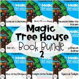 Magic Tree House 11-20