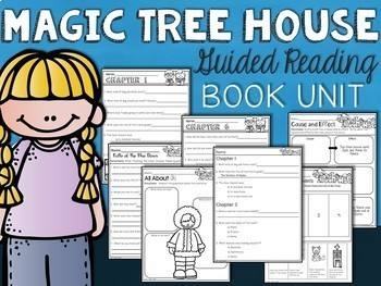 Magic Tree House 11-20