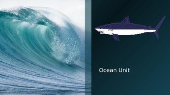 Magic Tree House Ocean Unit Powerpoint