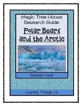 Magic Tree House POLAR BEARS AND THE ARCTIC Fact Tracker -