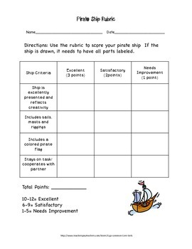 Pirates- Magic Tree House: Differentiated Comprehension Reading Activities