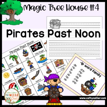 Magic Tree House - Pirates Past Noon - #4