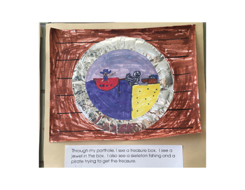 Magic Tree House: Pirates Past Noon Creative Writing and Art Extension