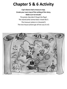 Magic Tree House Pirates Past Noon Worksheets