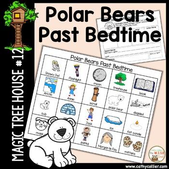 Magic Tree House - Polar Bears Before Bedtime - #12
