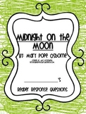 Magic Tree House Reader's Response Pack: Midnight on the Moon