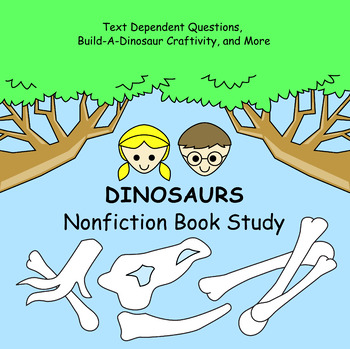 Magic Tree House Research Guide: Dinosaurs Nonfiction Novel Study