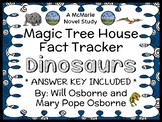 Magic Tree House Fact Tracker: Dinosaurs Book Study / Reading Comprehension