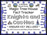 Magic Tree House Fact Tracker: Knights and Castles (Osborne) Book Study (23 pgs)