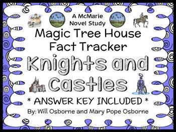 Magic Tree House Fact Tracker: Knights and Castles (Osborn