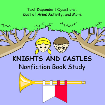 Magic Tree House Research Guide: Knights and Castles Nonfiction Novel Study