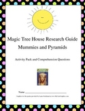 Magic Tree House Research Guide Mummies and Pyramids Compr