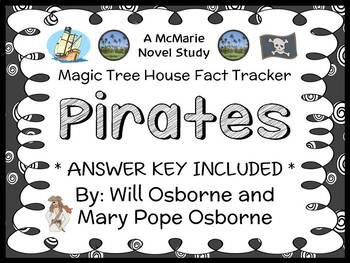 Magic Tree House Fact Tracker: Pirates Book Study / Readin