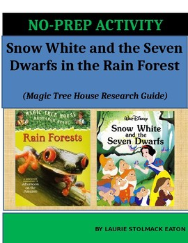 The Rain Forest: A Research Based Activity