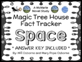 Magic Tree House Fact Tracker: Space (Osborne) Book Study / Comprehension