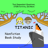 Magic Tree House Research Guide: Titanic Nonfiction Novel Study