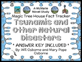 Magic Tree House Fact Tracker: Tsunamis and Other Natural Disasters Book Study