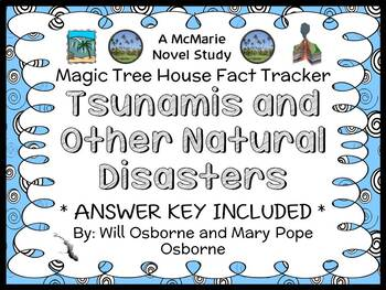 Magic Tree House Fact Tracker: Tsunamis and Other Natural