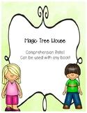 Magic Tree House Retell-Any book